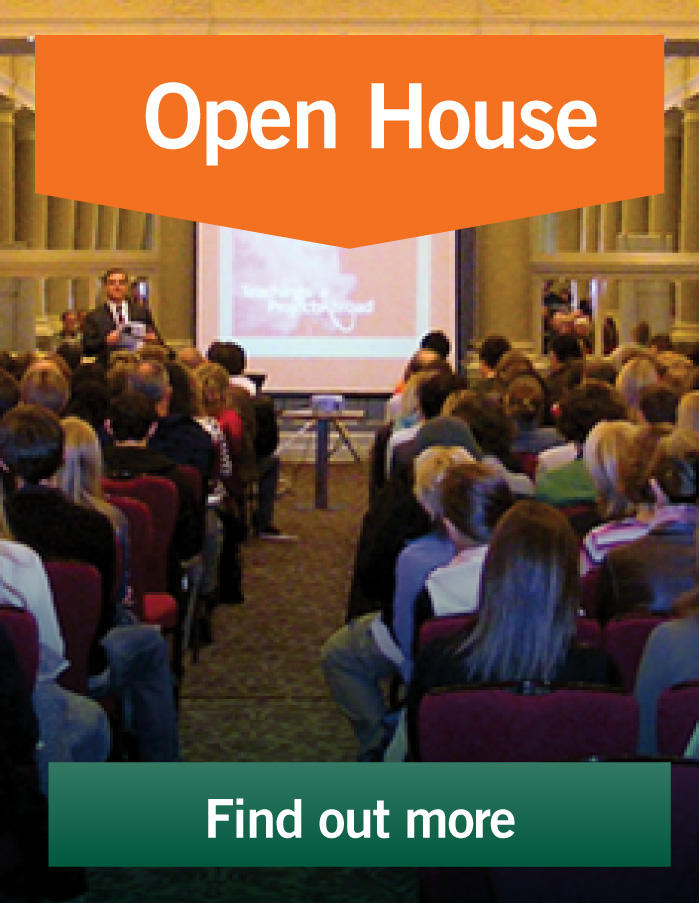 Attend an open house event to learn and ask questions about volunteering abroad in developing countries.