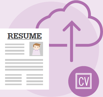 You will need to provide us with an updated CV or resume.