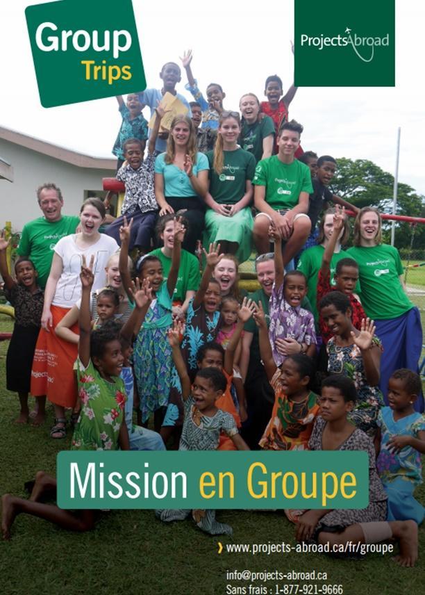 Mission en groupe