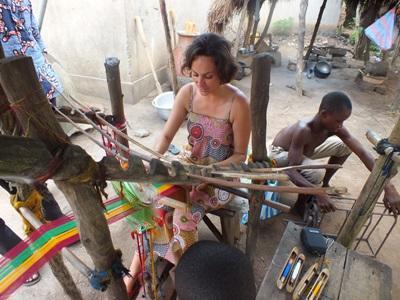 Projet découverte de l'artisanat togolais