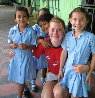Chantier Humanitaire International Amérique Latine