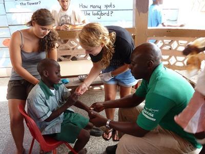 Stage de découverte de la médecine au Ghana