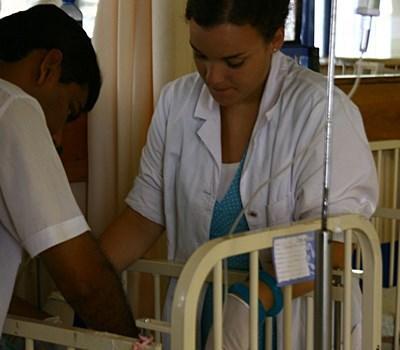 Stage initiation santé publique Jamaïque