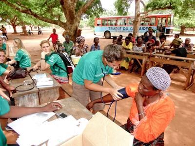 Stage d'orientation Santé Publique dans un pays anglophone