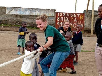 Chantier de jeunes Afrique