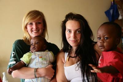 Chantier international de jeunes au Kenya