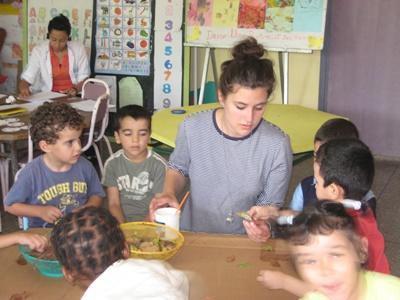 Chantier international humanitaire Maroc