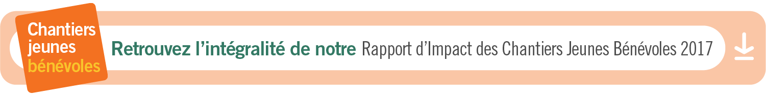 Rapport d'impact 2017 de nos chantiers internationaux