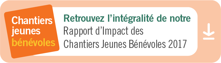 Rapport d'impact 2016 de nos chantiers internationaux