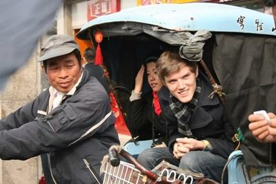 Cours de Chinois-Mandarin en Chine