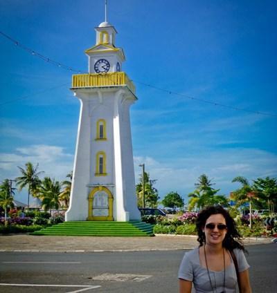 Cours linguistiques aux Samoa