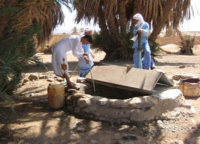 Nomades au Maroc, échange culturel et découverte de le vie nomade