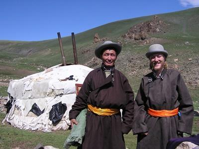 Echange culturel nomades