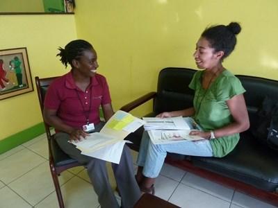 Réhabilitation des femmes victimes de violences domestiques en Jamaïque