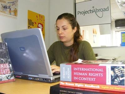 Stage professionnel droits de l'Homme