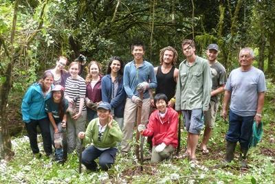 Ecovolontariat en Équateur - Galápagos