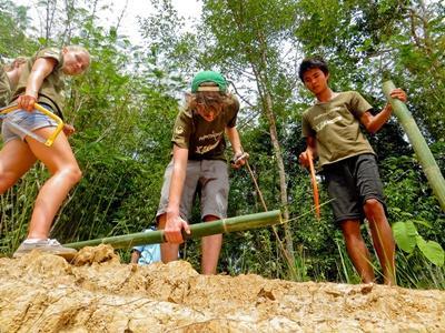 Mission de protection des forêts tropicales