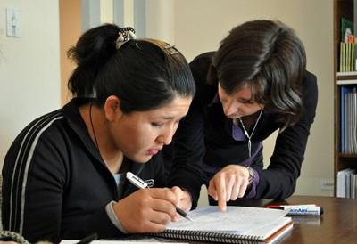 Enseigner le français en Bolivie