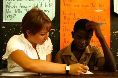 Enseignement humanitaire en Jamaïque