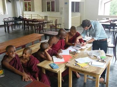 Mission enseignement au Sri Lanka