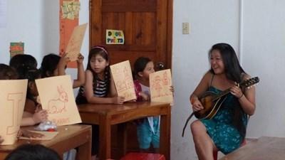 Action éducative bénévole Équateur