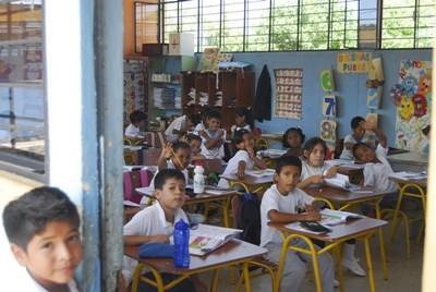 Mission d'enseignement en Équateur