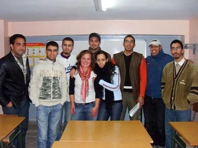 Vacances solidaires en enseignement au Maroc