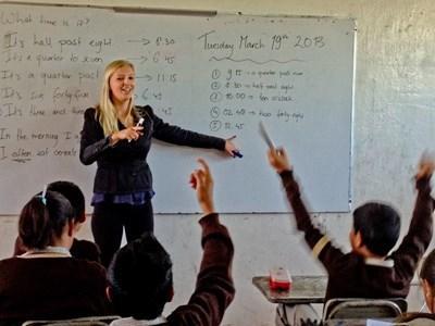 Bénévolat en enseignement en Amérique Latine