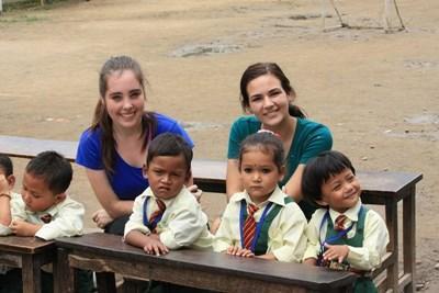 Action éducative en Asie