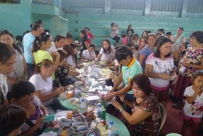 Bénévolat en écoles Philippines