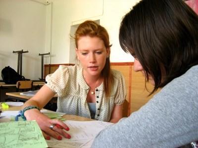 Volontariat en école en Roumanie