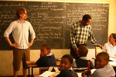 Bénévolat éducatif Tanzanie