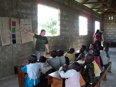 Mission enseignement en Tanzanie