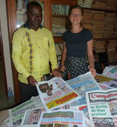 Stage journalisme Afrique Francophone