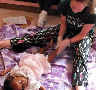 Occupational Therapy in Kenya with Projects Abroad