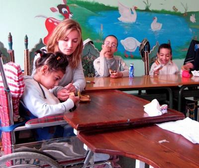 Volontariat en kinésithérapie au Maroc