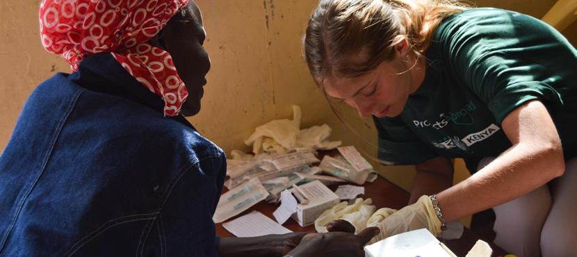 stage et missions dans le domaine de la sant u00e9  b u00e9n u00e9volat humanitaire