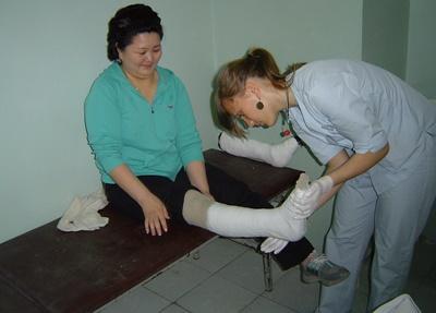 Stage en pédiatrie ou en maternité en Mongolie