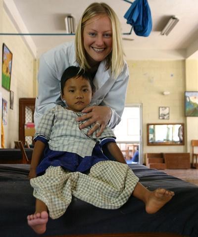 Stage ou mission de volontariat en médecine au Népal