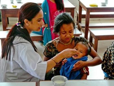 Mission medicine aux Philippines