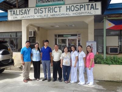 Stage en médecine aux Philippines