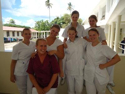 Stage hospitalier en Afrique