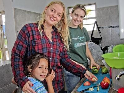Mission humanitaire d'aide à la nutrition
