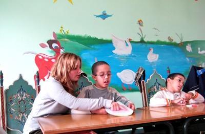 Volontaire orthophoniste au Maroc