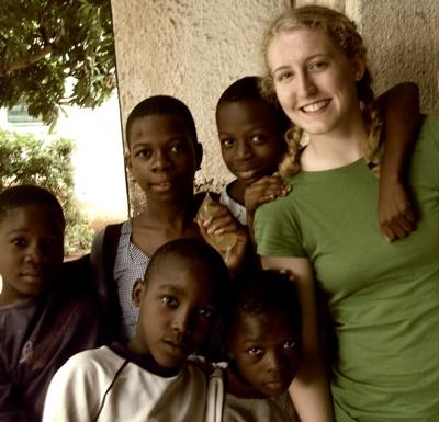 Mission volontaire en école togolaise
