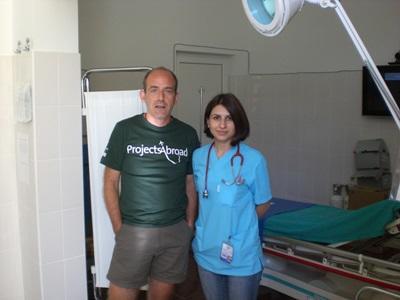 Physiothérapie en Roumanie
