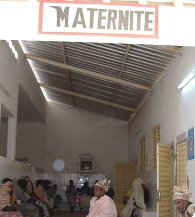 Volontariat en maternité au Sénégal
