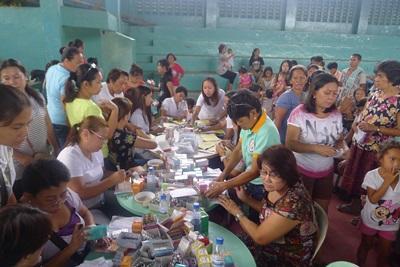 Mission médicale aux Philippines