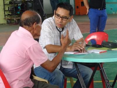 Volontariat en santé publique aux Philippines