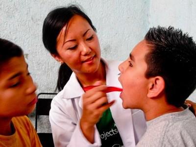 Projet humanitaire en médecine dentaire en Amérique Latine